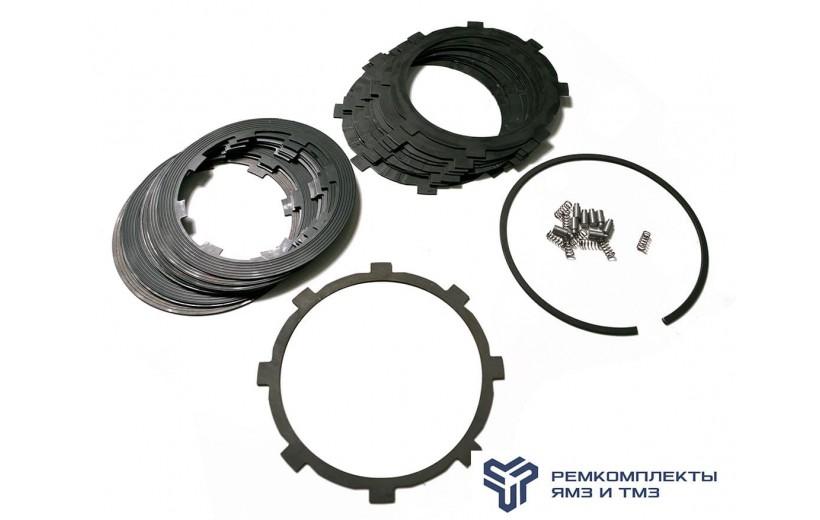 Ремкомплект демферных дисков большой обоймы синхронизатора КПП-238А