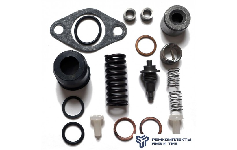 Ремкомплект ТННД (+шток-втулка,поршень,пружина,седло клапана,клапан)