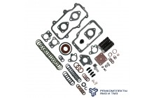 Ремкомплект ТНВД ЯМЗ-236НЕ2,7601 (РТИ,паронит, медь,пластик, пружина)