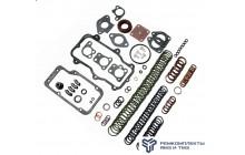 Ремкомплект  ТНВД двигатель ЯМЗ-8401,850 (РТИ,парон,медь,пластик)