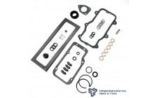 Ремкомплект ТНВД 60,601 без корректора(РТИ,паронит,пластик)