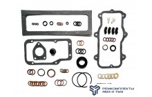Ремкомплект  ТНВД 60,601 без корректора (РТИ,паронит,медь,пластик)