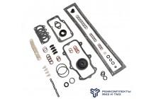 Ремкомплект  ТНВД 90,901 (РТИ, паронит, медь, пластик)