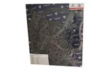 Комплект прокладок ЯМЗ-7511, 238БЕ,ДЕ (общая ГБЦ) полный