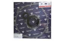 Ремкомплект гидромуфты 841.1318010 (паронит, РТИ) ТМЗ