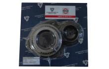 Ремкомплект плавающего привода ТНВД 7511 (подшипник, фланец, гайка)