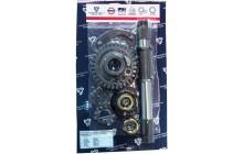 Ремкомплект привода вентилятора 238НБ (+вал, шестерня)