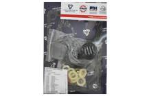 Ремкомплект ТНВД 33,33-01(КАМАЗ)(РТИ,паронит,медь,пластик,резьбовые вставки)