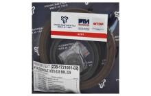 Ремкомплект РТИ демультипликатора КПП-238ВМ,239 (чугун)