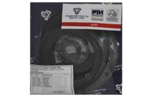 Ремкомплект цилиндра понижающей передачи КПП-238А (РТИ,паронит)