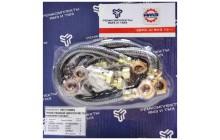Ремкомплект трубки отводящей двигатель ЯМЗ-7511 (индивидуальная ГБЦ)